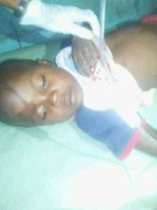 Boy's Intestines Come Out Of His Stomach After Being Injured By Student. (Graphic Photo)