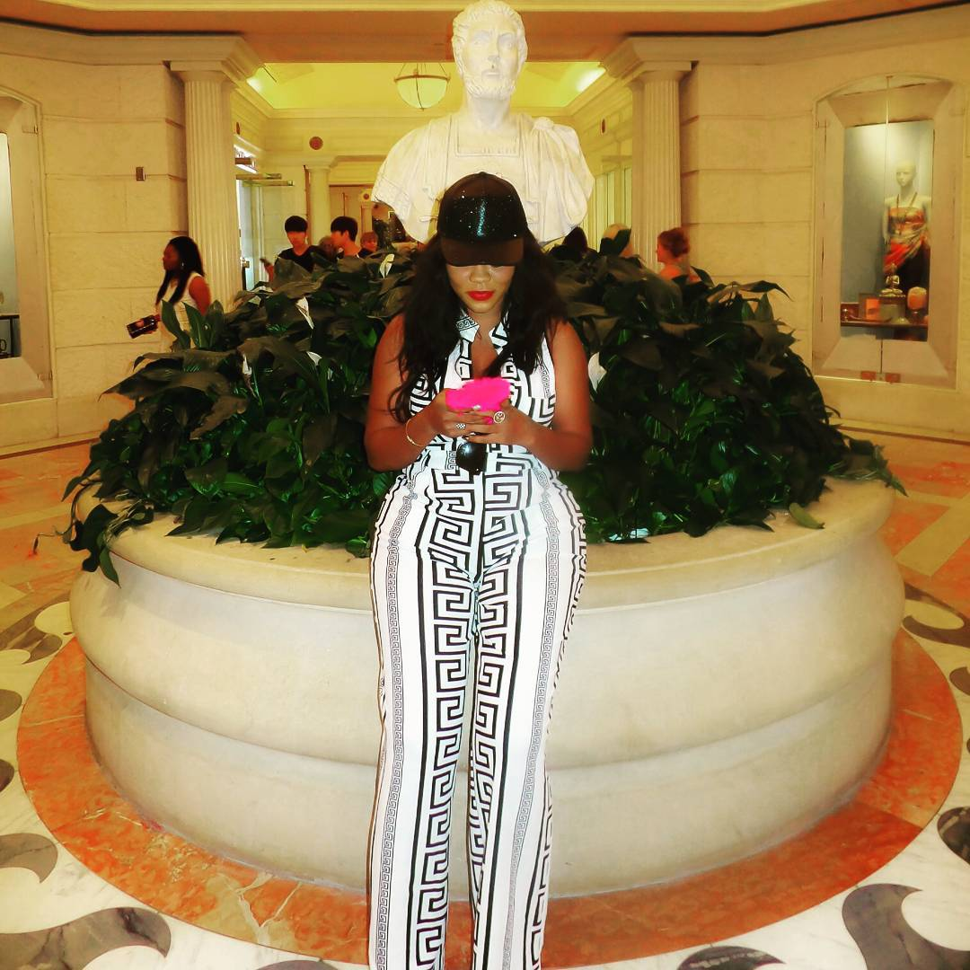 , Actress, Daniella Okeke Shares Vacation Photos In Hollywood (Photos), Effiezy - Top Nigerian News & Entertainment Website
