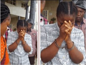 , Nigerian woman sentenced to death by hanging for killing her husband, Effiezy - Top Nigerian News & Entertainment Website