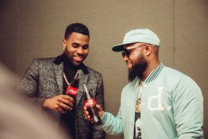 Jason Derulo & SA rapper, Cassper Nyovest to create the Official Song for the 2018 World Cup