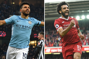 , Aguero, Salah, Kompany makes our English Team of the weekend, Effiezy - Top Nigerian News & Entertainment Website