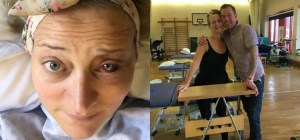 Mum paralyzed in accident still wants sex despite having no feeling in sexual organs (Photo)