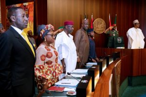 Buhari Changes Mode Of Prayers At FEC Meeting, Allows Only Christian Prayers