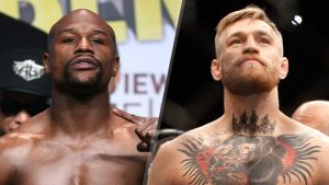 """""""Fight me in UFC or you will regret it for the rest of your life"""" – McGregor tells Mayweather"""