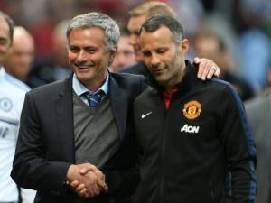 EPL: Giggs tells Mourinho best position to play Pogba