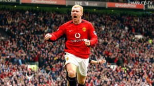 See the two players that pushed Paul Scholes to retirement despite being offered a new contract by Manchester United