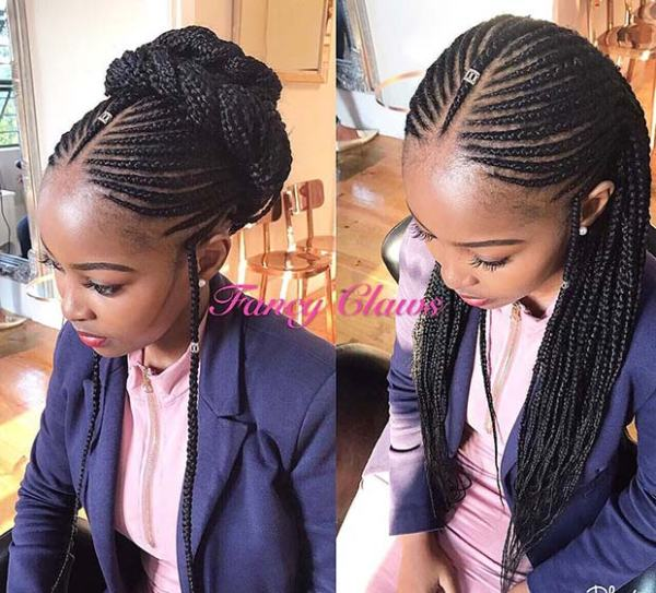 Check Out 10 Hot Fulani Braids Every Lady Should Try Out