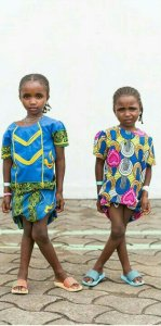 See 2 sisters that underwent surgery to correct their windswept legs (Photos)