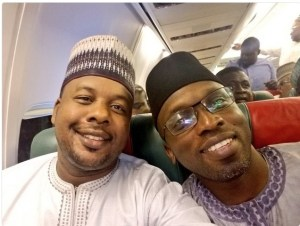 Doctor Saves Woman Who Had Asthma Attack On A Flight From Lagos To Kano (Photo)