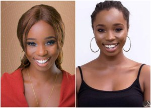 #BBNaija: Bambam shares her thoughts on the toilet sex with Teddy A (Video)