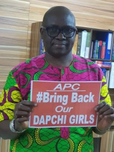 Dapchi abduction: Fayose's aide drops shocking comment on release of schoolgirls