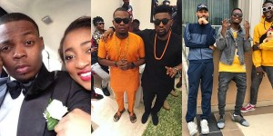 Check out the 5 people who could be Olamide's best man on his wedding (Photos)