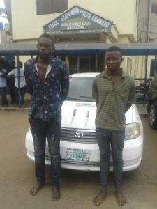 Robbers kill Taxify driver, his car sold for N350,000 (Photos)