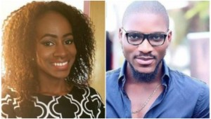 #BBNaija: Nigerians react as Anto And Tobi Cuddled Last Night On The Bed (Photos)