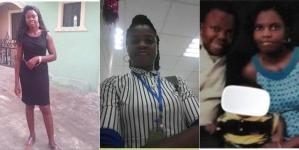 SAD: Female Banker Commits Suicide Over Husband's Infidelity In Delta (Photos)