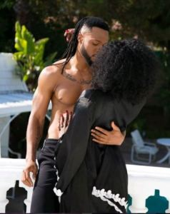 """Hmmm: Flavour shows off his new """"love"""" (Photos)"""