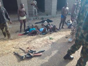 Herdsmen kill two Nigerian Soldiers in Plateau state (Photos)
