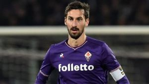 SOCCER: Fiorentina captain Davide Astori dies aged 31, All Serie A games postponed
