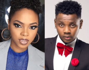 LOVE BIRDS: Kiss Daniel and and his girlfriend Chidinma get matching tattoos (Photo)