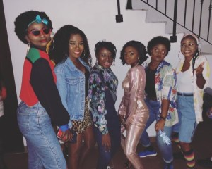 Photos from Simi's 30th birthday party (Photos)
