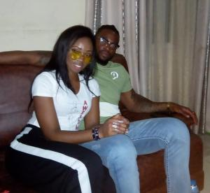 #BBNaija: Evicted Big Brother Naija Housemates, Teddy A And Bambam All Loved Up In New Photos