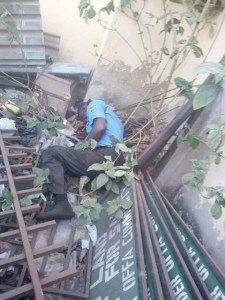 #KWARA: We Lost 9 Officers In Offa Bank Robbery – Police (Graphic Photos)