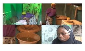 Lifeless Body Of 8 Months Old Baby Found Inside a Drum Of Water In Benin City (VIDEO)
