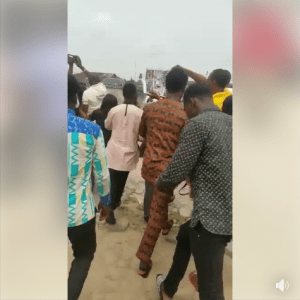 Drama! Church members attack journalists in court for covering their pastor's case (Photo + Video)