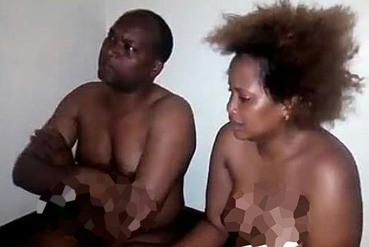 GOBE! Deputy Governor In Kenya, Peter Ndambiri Caught Sleeping With Another Man's Wife (Photo)