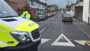 London high murder rate worry, after 17-year-old girl was shot dead