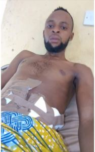 Doctor Mistakenly Cuts Man's Intestine After Bike Accident In Imo (Photos)