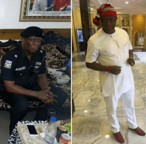 Police DPO Hacked With Cutlass & Shot Dead By Unknown Gunmen (Photos)