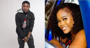 #BBnaija: Small Doctor campaigns for Cee-C on his IG page (Photo)