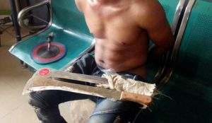 Why I killed my boss and his wife – Suspect confesses (Photo)