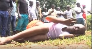 Maggot Comes Out From House Boy's P*nis After Sleeping With His Boss Wife (Photos)