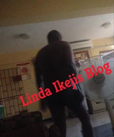 , PHOTOS: Female student releases semi-nude photos of Unilag professor who molests female students, Effiezy - Top Nigerian News & Entertainment Website