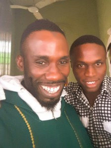 Check out this Catholic Priest that looks like Phyno (Photos)