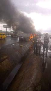 Fatal Accident In Onitsha Kills Many (Graphic Photos)
