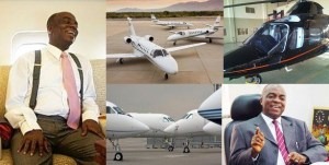Bishop David Oyedepo Buys Another $50M Private Jet (Photos)