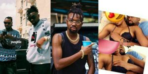 , Dj Timmy Slept With Me Without Paying -Slay Queen Calls Out Yun6ix's DJ With Photo Of Their Escapade, Effiezy - Top Nigerian News & Entertainment Website