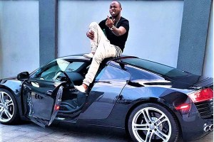 Too Much Money!! Checkout Davido's  Luxury Car ollection (Photos)