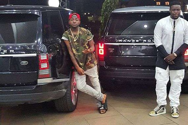 , Too Much Money!! Checkout Davido's  Luxury Car ollection (Photos), Effiezy - Top Nigerian News & Entertainment Website