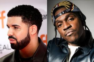 "Pusha T reveals Drake has a son from a Pornstar in new diss track ""The Story of Adidon"""