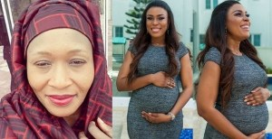 VIDEO! Linda Ikeji's Pregnancy Is Fake, She Is Wearing A Prosthetic Baby Bump – Kemi Olulunyo