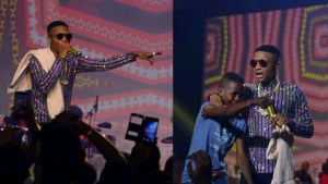 Man Calls Out Wizkid After Failing To Fulfill His Promise To 10Yrs Old Boy He Signed In December (Video)