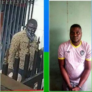 Police Finally Capture The Ring Leaders Of #Offabankrobbery Syndicate (Photo)
