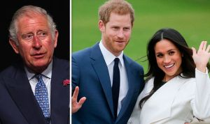 SURPRISE! Prince Charles to walk Meghan Markle down the aisle