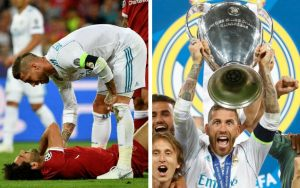 , #UclFinal: Egyptian lawyer sues Sergio Ramos for €1 billion over Salah's match ending tackle, Effiezy - Top Nigerian News & Entertainment Website