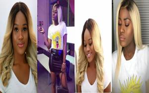 #BBNaija: Between Cee-C and Alex… Who rocked the blonde look better? (Photos)
