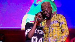 IT'S OFFICIAL! Adekunle Gold Finally Confirms He Is Dating Simi (Video)